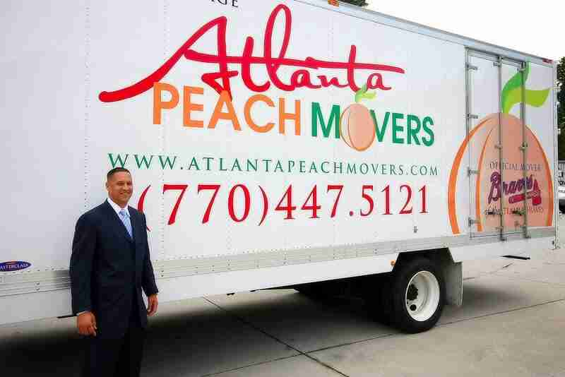 Atlanta Peach Movers