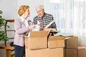 senior moving
