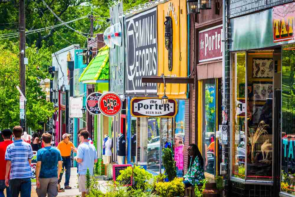 Downtown – Little Five Points - Neighborhoods of Atlanta: A Guide to Making Your Next Move