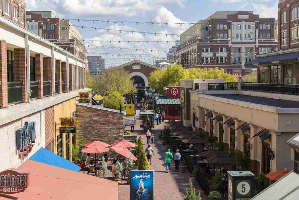 Westside – Atlantic Station  - Neighborhoods of Atlanta: A Guide to Making Your Next Move