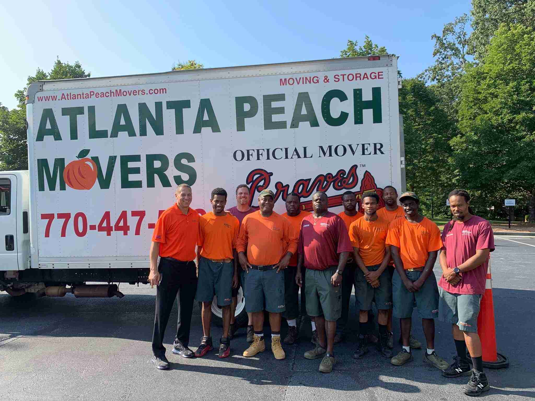 Local Movers for Business Move in Atlanta