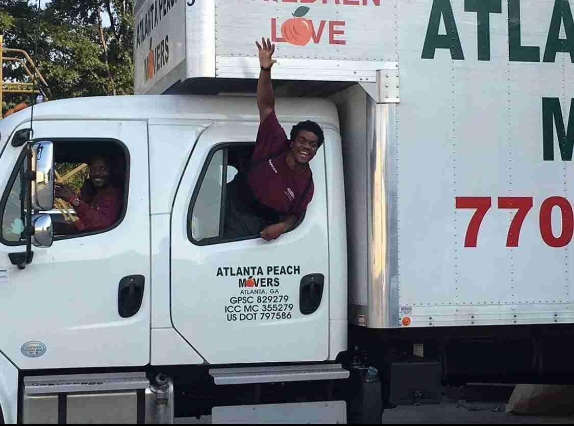 Oversized Items Movers Atlanta