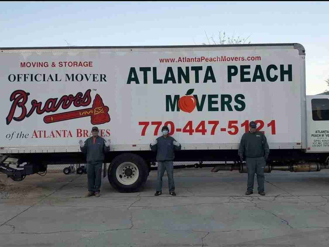 Long Distance Movers Georgia